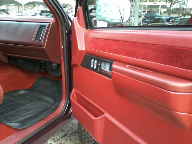 1993 Chevrolet C/K 1500 4 X 4 San Antonio, Texas 12