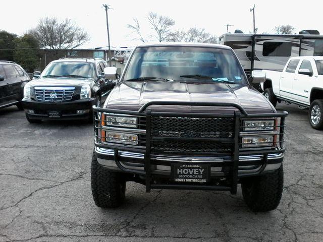 1993 Chevrolet C/K 1500 4 X 4 San Antonio, Texas 3