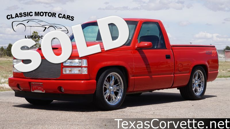 1993 Chevrolet C1500 454 SS | Lubbock, Texas | Classic Motor Cars