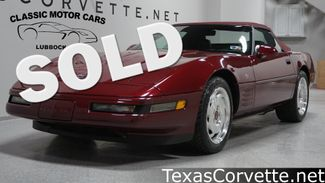 1993 Chevrolet Corvette 40th Anniversary | Lubbock, Texas | Classic Motor Cars in Lubbock, TX Texas