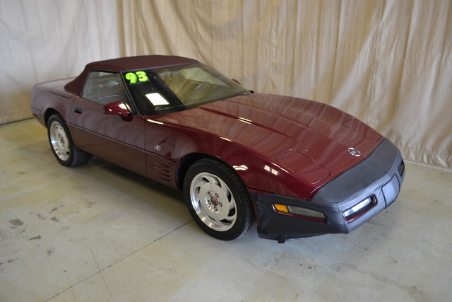 1993 Chevrolet Corvette Roscoe, Illinois 0