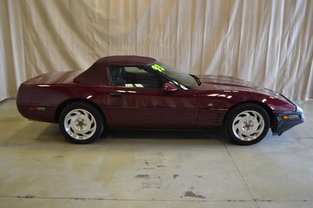 1993 Chevrolet Corvette Roscoe, Illinois 1