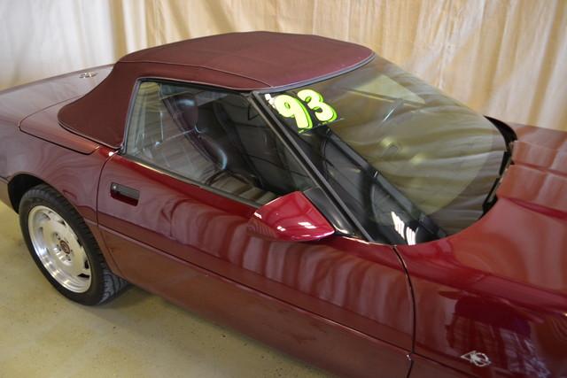 1993 Chevrolet Corvette Roscoe, Illinois 10