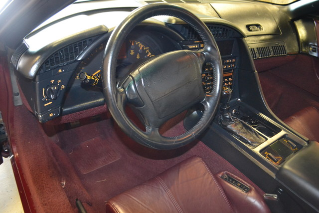 1993 Chevrolet Corvette Roscoe, Illinois 12