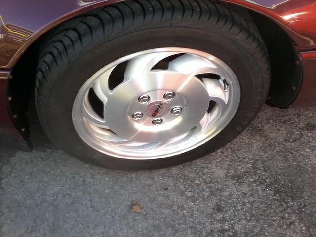 1993 Chevrolet Corvette San Antonio, Texas 22