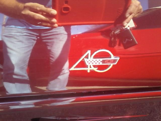 1993 Chevrolet Corvette San Antonio, Texas 9