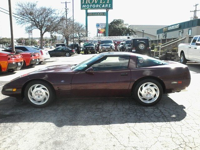 1993 Chevrolet Corvette San Antonio, Texas 3