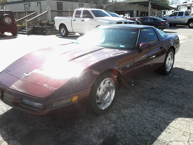 1993 Chevrolet Corvette San Antonio, Texas 4
