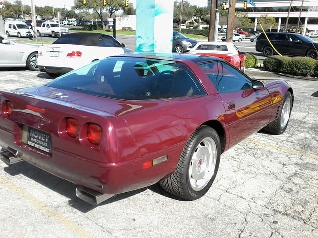 1993 Chevrolet Corvette San Antonio, Texas 7