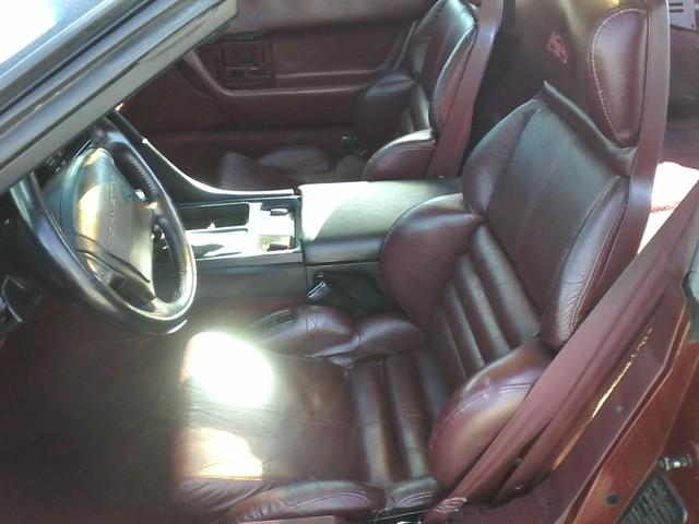 1993 Chevrolet Corvette San Antonio, Texas 10