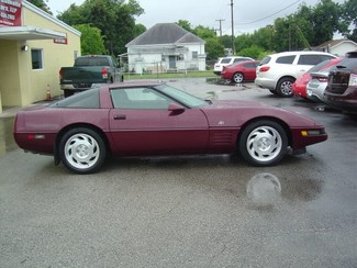 1993 Chevrolet Corvette Coupe San Antonio, Texas 4