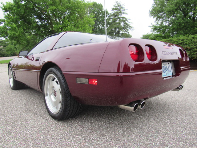 1993 Chevrolet Corvette 40th  Z07   St Charles Missouri  Schroeder Motors  in St. Charles, Missouri