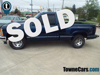 1993 Chevrolet SILVERADO C1500 | Medina, OH | Towne Auto Sales in ohio OH