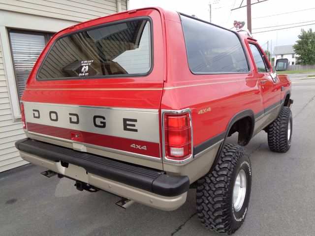 1993 Dodge Ram Charger AW150  city NY  Barrys Auto Center  in Brockport, NY
