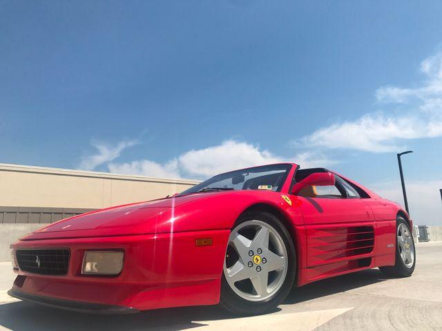 1993 Ferrari 348 TS #55 of #100 Leesburg, Virginia 0