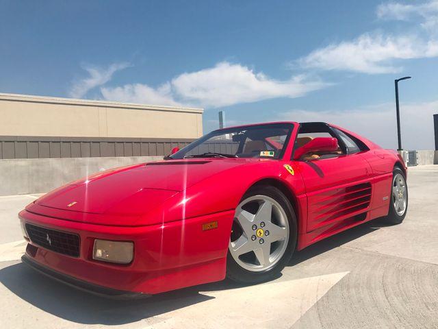 1993 Ferrari 348 TS #55 of #100 Leesburg, Virginia 1