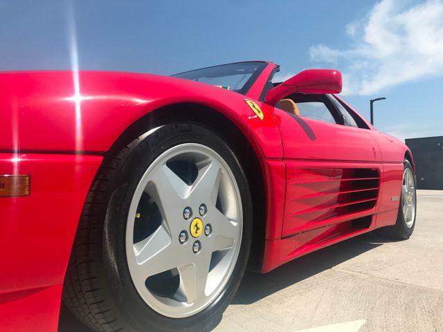 1993 Ferrari 348 TS #55 of #100 Leesburg, Virginia 11