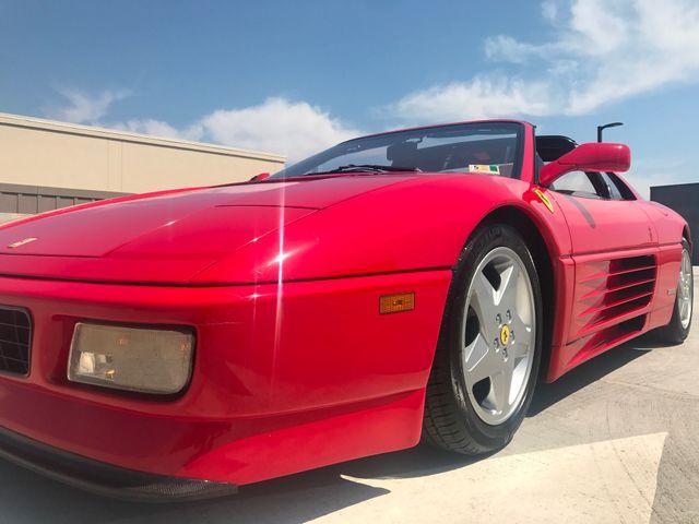1993 Ferrari 348 TS #55 of #100 Leesburg, Virginia 13