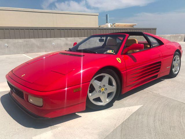 1993 Ferrari 348 TS #55 of #100 Leesburg, Virginia 2