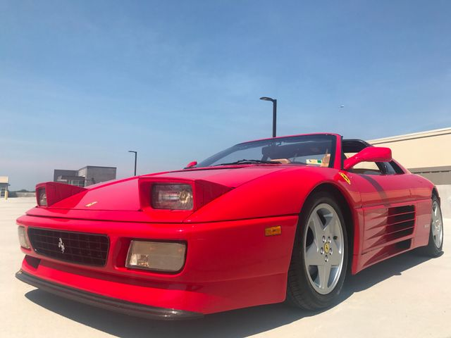 1993 Ferrari 348 TS #55 of #100 Leesburg, Virginia 19