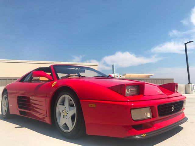 1993 Ferrari 348 TS #55 of #100 Leesburg, Virginia 20