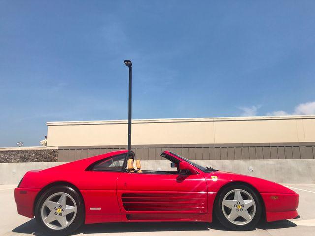 1993 Ferrari 348 TS #55 of #100 Leesburg, Virginia 21