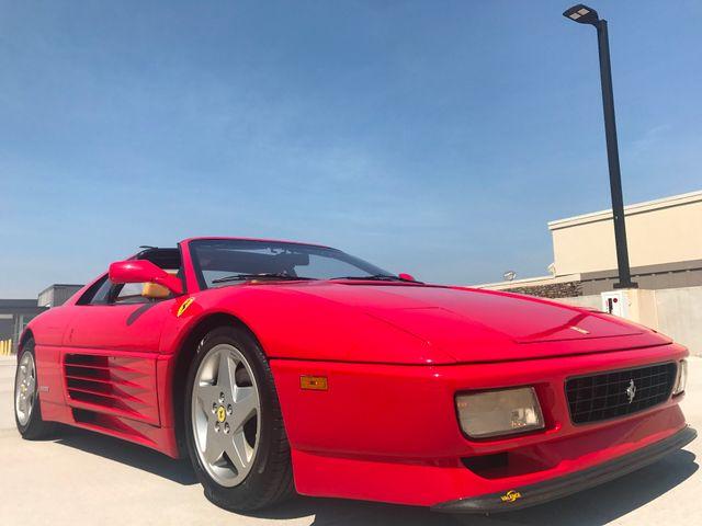 1993 Ferrari 348 TS #55 of #100 Leesburg, Virginia 24