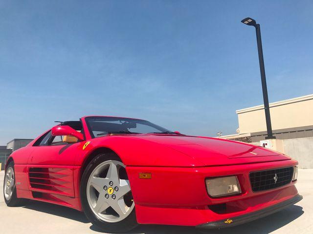 1993 Ferrari 348 TS #55 of #100 Leesburg, Virginia 25