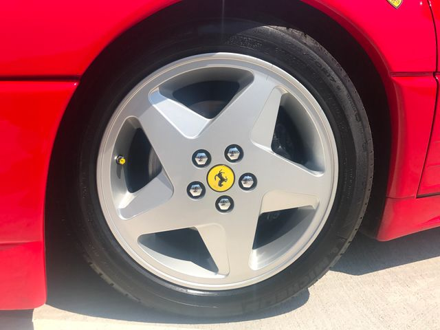 1993 Ferrari 348 TS #55 of #100 Leesburg, Virginia 47