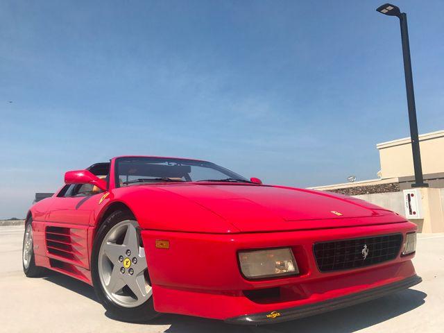 1993 Ferrari 348 TS #55 of #100 Leesburg, Virginia 26