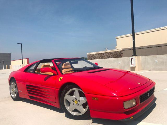 1993 Ferrari 348 TS #55 of #100 Leesburg, Virginia 28