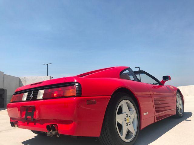 1993 Ferrari 348 TS #55 of #100 Leesburg, Virginia 31
