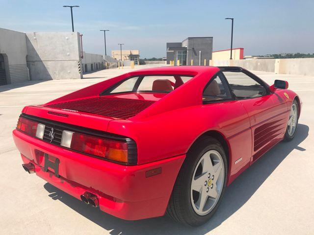 1993 Ferrari 348 TS #55 of #100 Leesburg, Virginia 32