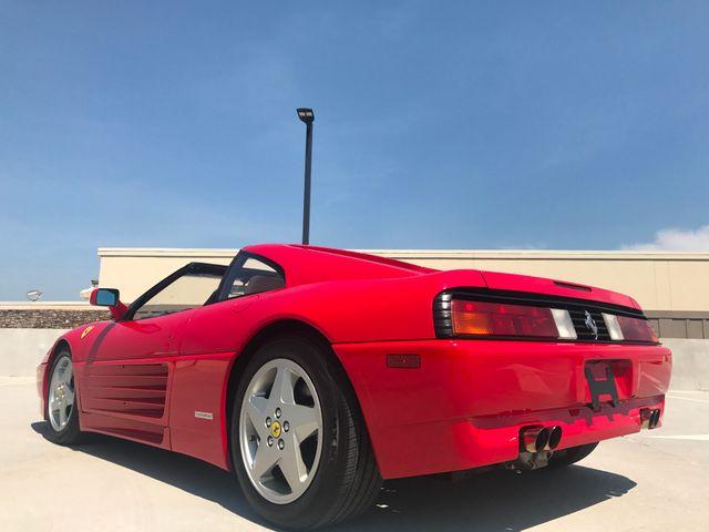 1993 Ferrari 348 TS #55 of #100 Leesburg, Virginia 33