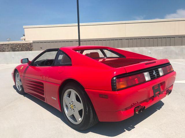1993 Ferrari 348 TS #55 of #100 Leesburg, Virginia 34