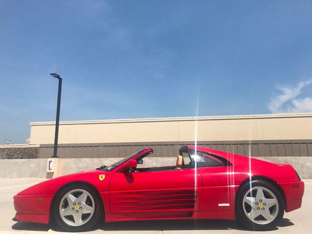 1993 Ferrari 348 TS #55 of #100 Leesburg, Virginia 3
