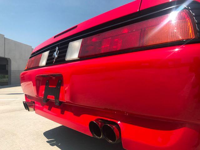 1993 Ferrari 348 TS #55 of #100 Leesburg, Virginia 36