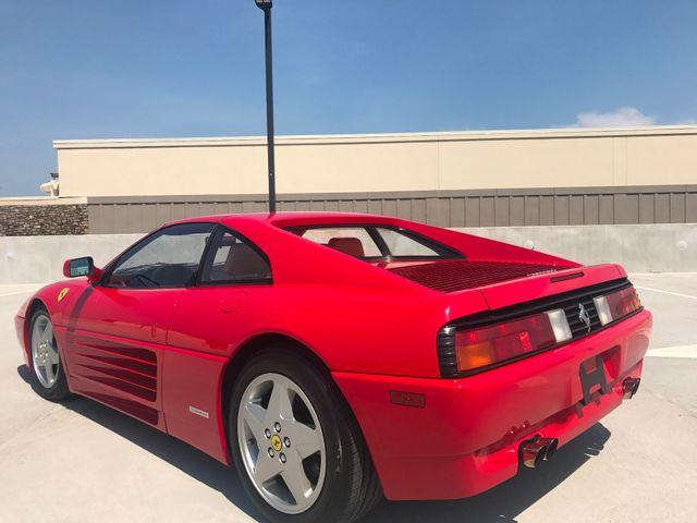 1993 Ferrari 348 TS #55 of #100 Leesburg, Virginia 39
