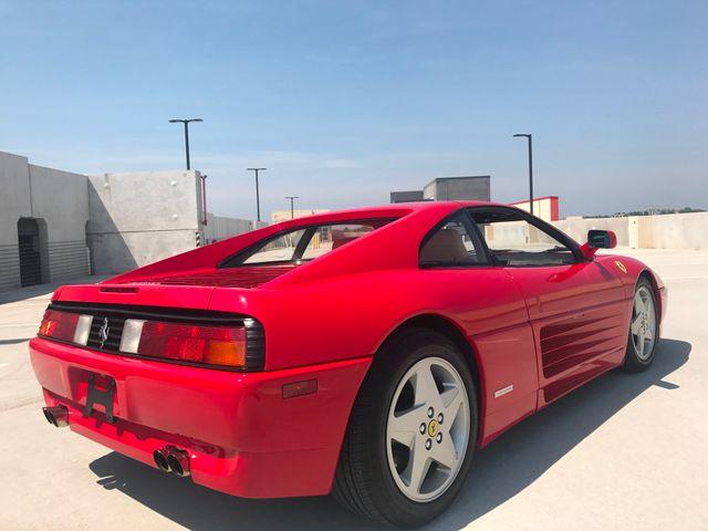 1993 Ferrari 348 TS #55 of #100 Leesburg, Virginia 40