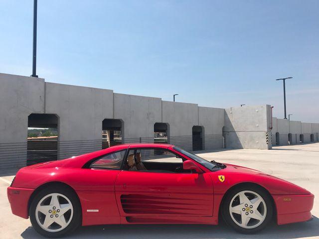 1993 Ferrari 348 TS #55 of #100 Leesburg, Virginia 41