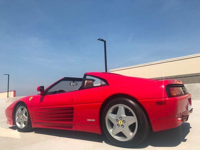 1993 Ferrari 348 TS #55 of #100 Leesburg, Virginia 5