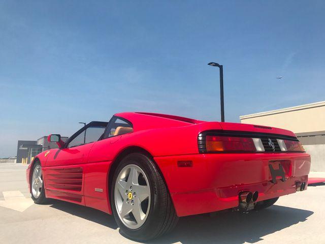 1993 Ferrari 348 TS #55 of #100 Leesburg, Virginia 6