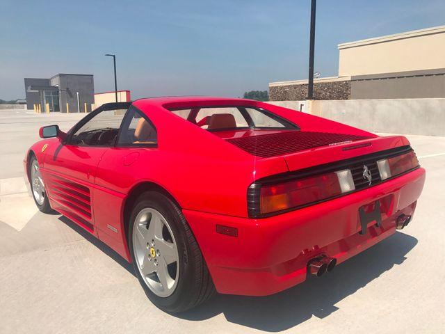1993 Ferrari 348 TS #55 of #100 Leesburg, Virginia 7