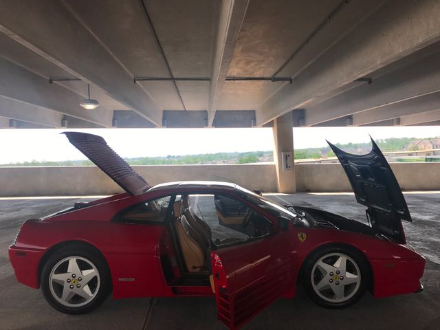 1993 Ferrari 348 TS #55 of #100 Leesburg, Virginia 42