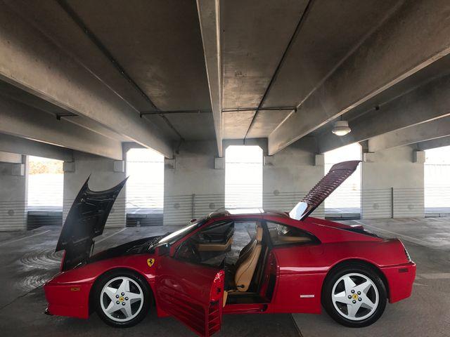 1993 Ferrari 348 TS #55 of #100 Leesburg, Virginia 43