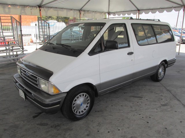 1993 Ford Aerostar Wagon XLT This particular Vehicle comes with 3rd Row Seat Please call or e-mai