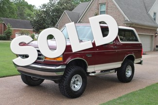 1993 Ford Bronco Eddie Bauer in Marion, Arkansas