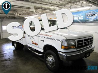 1993 Ford F  TOW TRUCK SUPER DUTY   Medina, OH   Towne Auto Sales in Ohio OH