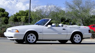 "1993 Ford Mustang 5.0 LX ""FEATURE CAR"" TRIPLE WHITE LIMTED EDITION  1 OF 444 5 SPEED CARS Phoenix, Arizona"