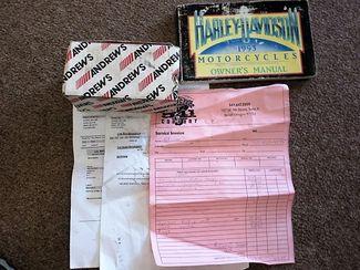 1993 Harley Davidson Electra Glide  Classic Bend, Oregon 23